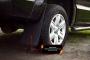 Брызговики Volkswagen Amarok 2010-2016 (I дорестайлинг)