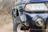 Подиумы противотуманных фар Mitsubishi Pajero Sport 1998-2004