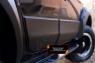 Молдинги на двери Mitsubishi L200 2015-