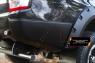 Молдинги на двери и задние крылья Mitsubishi L200 2015-