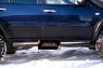 Молдинги на двери Mitsubishi Pajero Sport 2008-2013