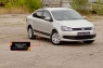 Молдинги на двери  Volkswagen Polo V 2009-2016