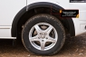 Накладки на колёсные арки Volkswagen Transporter (T5 рестайлинг) 2009-2015