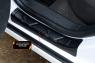Накладки на внутренние пороги дверей Chevrolet Cruze I 2012-2014