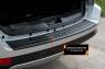Накладка на задний бампер Great Wall Hover H3 2014-