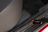 Накладки на ковролин порогов Renault Sandero Stepway 2009-2013