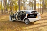 Накладки на внутренние пороги дверей Lada (ВАЗ) Vesta SW 2018-