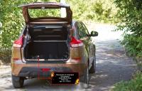 Накладка на порожек багажника Lada (ВАЗ) Xray 2016-