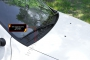 Жабо цельное Вариант 2 без скотча Renault Logan 2010-2013