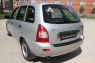 Накладка на задний бампер Lada (ВАЗ) Kalina (универсал) 2004-2013