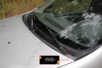 Жабо цельное Renault Logan 2010-2013