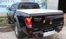 Накладки на боковые борта без скотча Mitsubishi L200 2014-2015 (15MY)