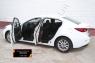 Защитный комплект Mazda 3 седан 2013-2016 (III дорестайлинг)
