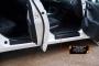 Накладки на внутренние пороги дверей Mazda 6 2015-2018