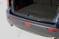 Накладка на задний бампер Mitsubishi ASX 2010-2013