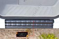 Накладки на внутренние пороги дверей Mercedes-Benz Sprinter 2006-2013