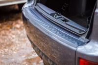 Накладка на задний бампер Mitsubishi Outlander 2007-2010