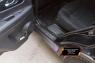 Накладки на внутренние пороги дверей  Nissan X-trail 2015-2016