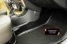 Накладки на ковролин центрального тоннеля Renault Sandero 2009-2013