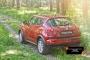 Накладка на задний бампер Nissan Juke 2010-2014 (YF15)