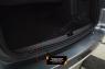 Накладка на порожек багажника Nissan Terrano 2016-