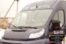 Накладки на зеркала большие Citroen Jumper 2006-