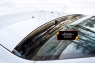 Жабо цельное Вариант 2 без скотча Renault Duster 2010-2014 (I поколение)