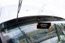 Жабо цельное без скотча Renault Duster 2015- (I рестайлинг)