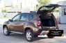 Накладка на порожек багажника Renault Duster 2015- (I рестайлинг)