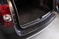 Защита заднего бампера Renault Duster 2010-2014 (I поколение)