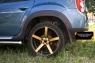 Накладки на колёсные арки Renault Duster 2010-2014 (I поколение)