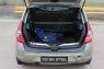 Защита заднего бампера Renault Sandero 2009-2013