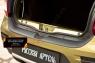 Защита заднего бампера Renault Sandero Stepway 2014-