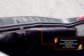 Накладка на порожек багажника Renault Sandero Stepway 2009-2013