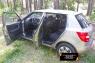 Накладки на внутренние пороги дверей Skoda Fabia II 2010-2013