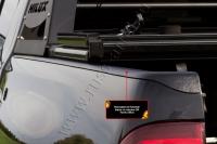 Накладки на боковые борта со скотчем 3М Toyota Hilux 2015-