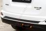 Накладка на задний бампер Toyota Rav4 2015-