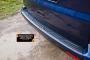 Накладка на задний бампер Volkswagen Transporter (T5 рестайлинг) 2009-2015