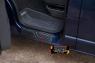 Накладки на внутренние пороги передних дверей Volkswagen Transporter (T5 рестайлинг) 2009-2015