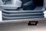 Накладки на внутренние пороги дверей Volkswagen Tiguan 2017-