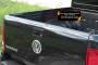 Накладка на задний откидной борт со скотчем Volkswagen Amarok 2010-2016 (I дорестайлинг)