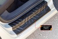 Накладки на внутренние пороги дверей Volkswagen Polo V 2009-2016