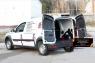 Обшивка внутренних колесных арок грузового отсека без скотча 3М Lada (ВАЗ) Largus фургон 2012-