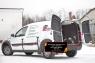 Защитный комплект №2 (усиленный) со скотчем 3М Lada (ВАЗ) Largus фургон 2012-