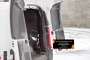Внутренняя обшивка стоек задних фонарей без скотча Lada (ВАЗ) Largus фургон 2012-
