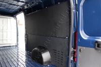 Обшивка стенок грузового отсека три яруса усиленная Peugeot Boxer 2014- (290 кузов)