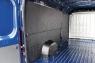 Обшивка стенок грузового отсека три яруса Peugeot Boxer 2014- (290 кузов)