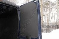 Обшивка верхнего яруса задних дверей усиленная Peugeot Boxer 2014- (290 кузов)