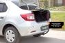 Внутренняя обшивка задних фонарей Renault Logan 2014-2017 (II дорестайлинг)