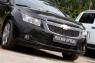 Накладки на передние фары (реснички) Chevrolet Cruze I 2009-2014